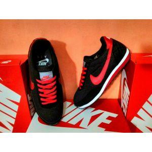 Sepatu Nike Air Men KW Hitam Mix Merah Size 40 040f63081f